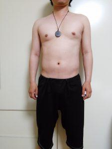 2年前の身体_正面