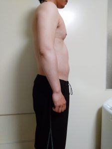 2年前の身体_側面